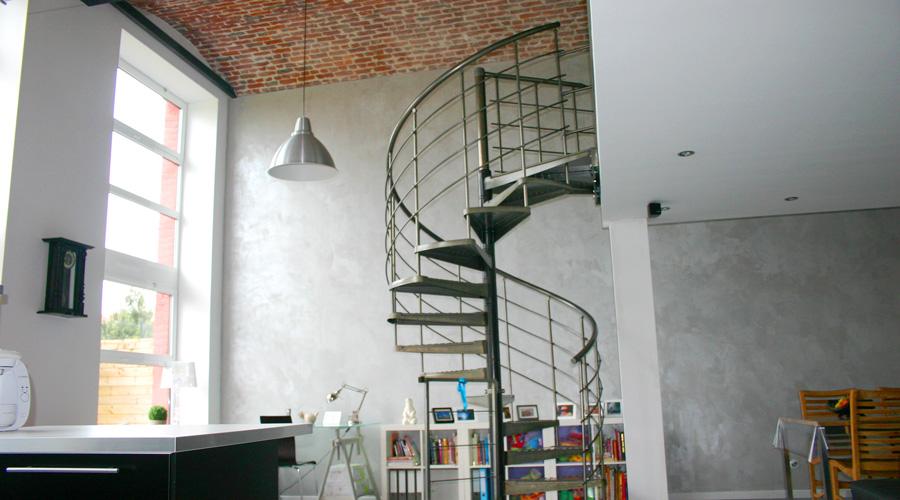 Bureau du loft
