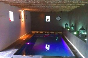 Aménagement d'une piscine intérieure à Arras