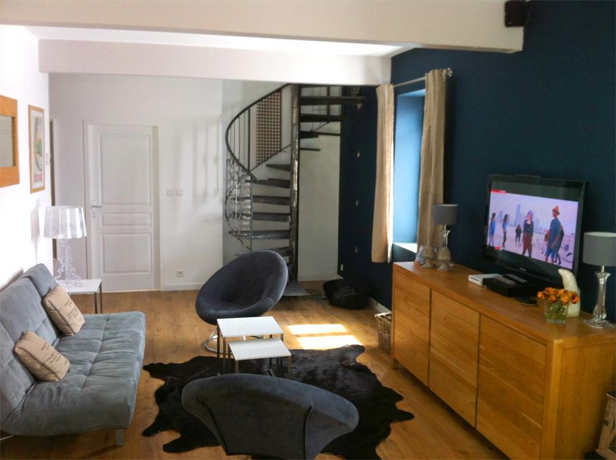 Salon duplex Anglet